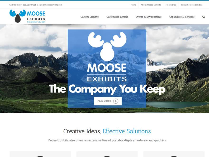 Moose Exhibits