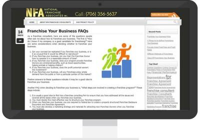 NFA Franchise Consultants Blog
