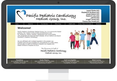 Pacific Pediatric Cardiology Medical Group, Inc