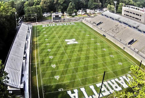 Marietta High School Football