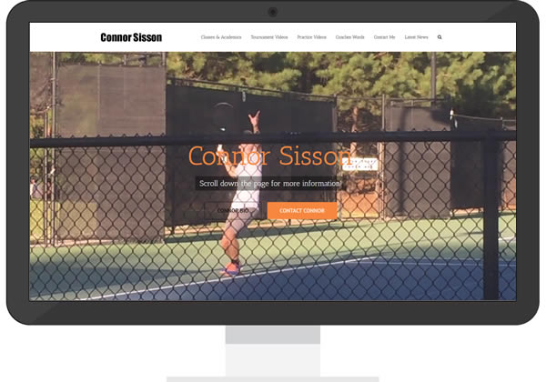 Connor Sisson Tennis