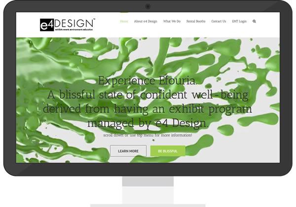 e4 Design Exhibits