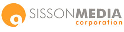 Sisson Media Corporation Retina Logo