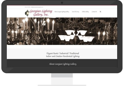 Georgian Lighting Gallery