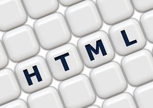Keywords in HTML